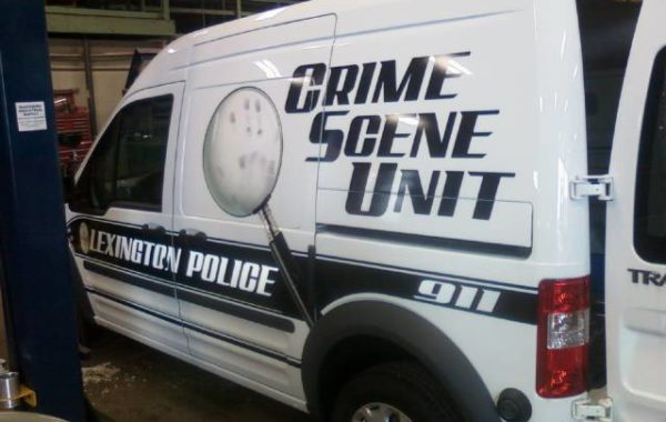Lexington Police – Crime Scene Unit