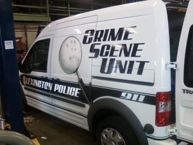 Lexington Police – Crime Scene Unit