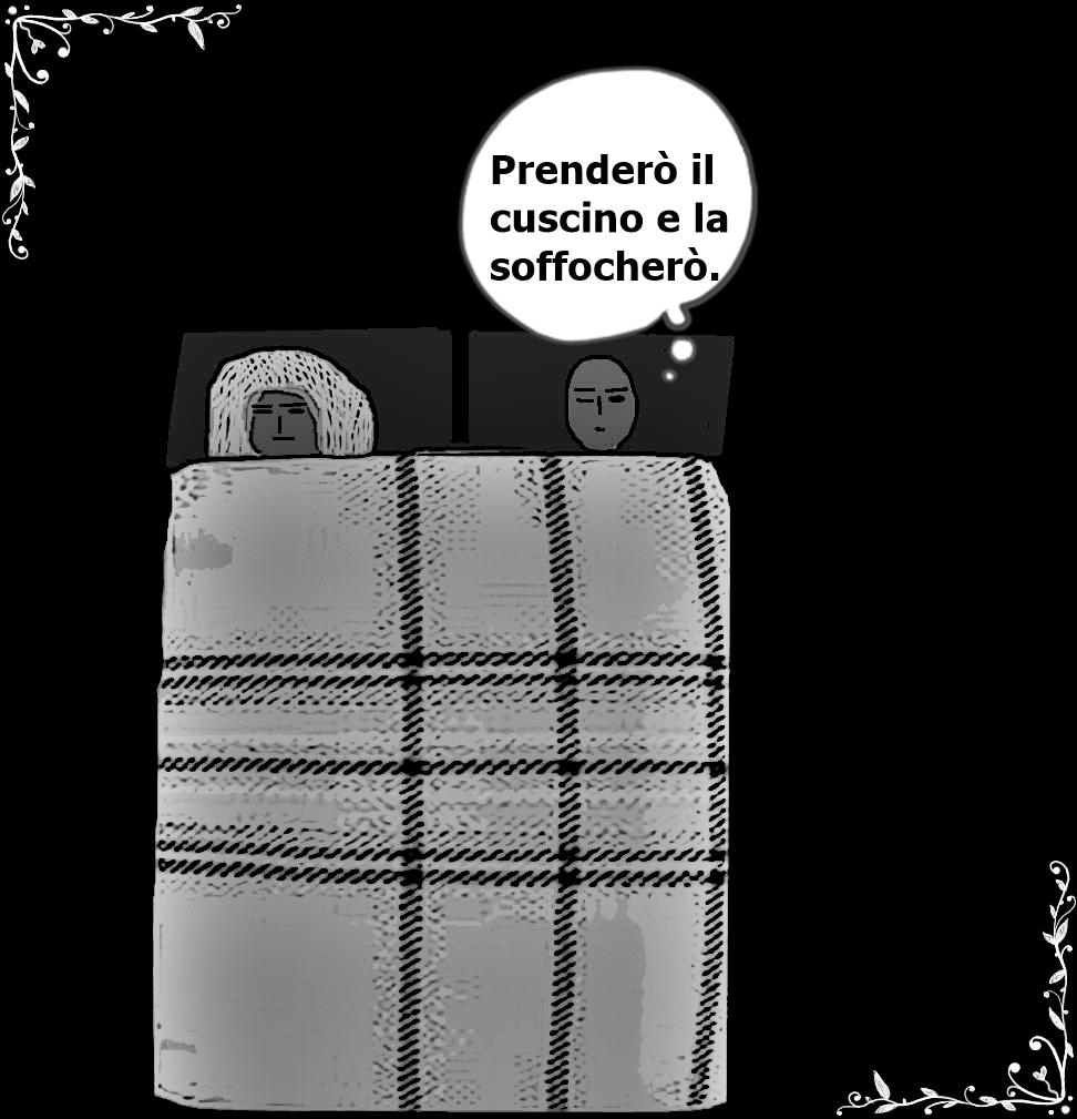 """""""Soffocamento"""" di Andrea Colosimo"""