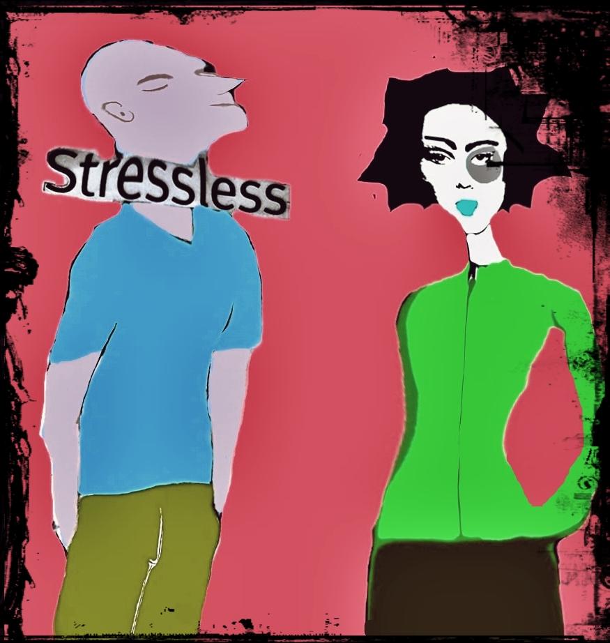 """""""Stressless"""" di Andrea Colosimo"""