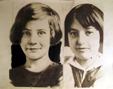 Due delle vittime: Grace Budd e Yetta Abramowitz