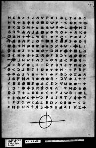 Una delle lettere