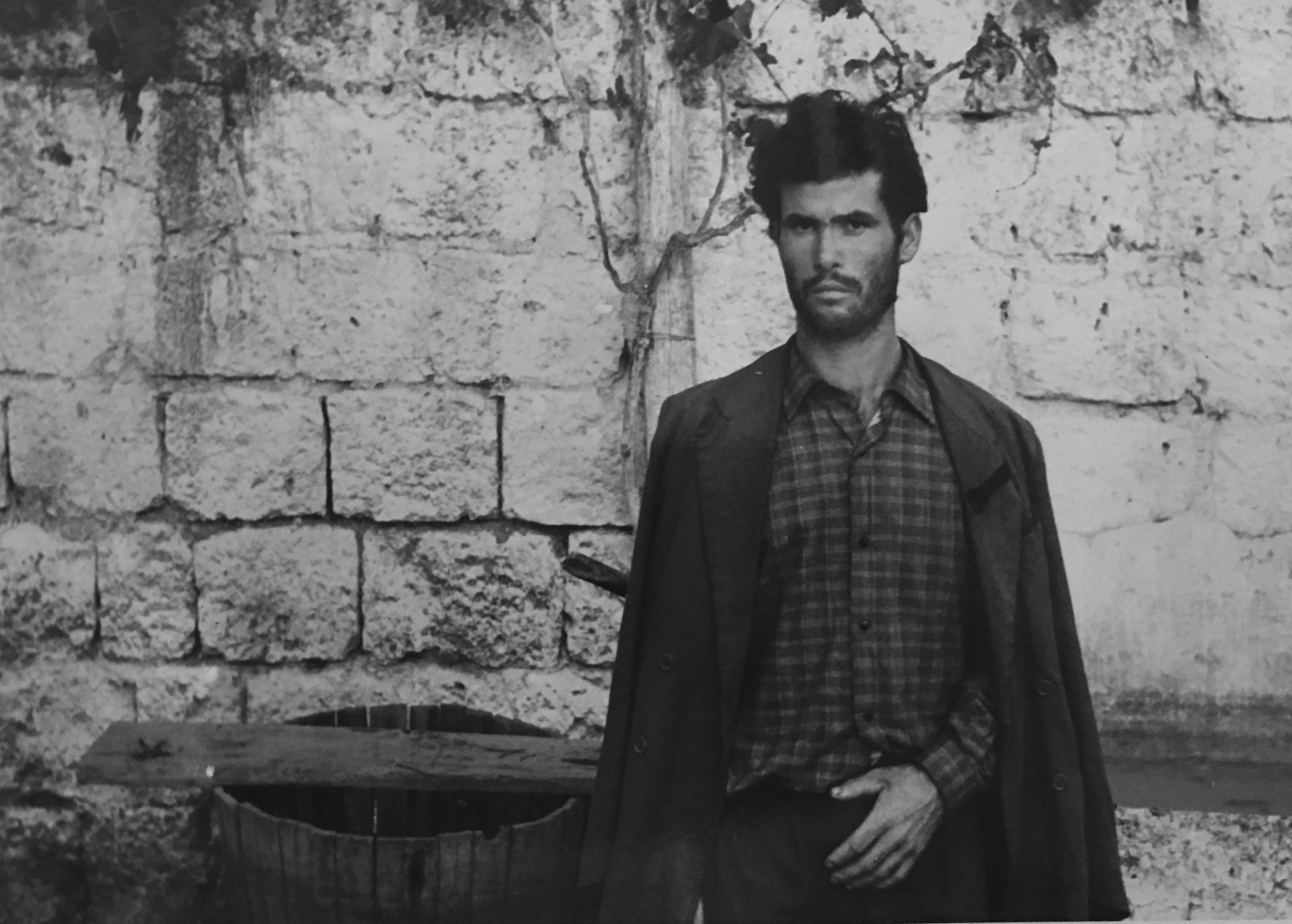 L'assassino Giuseppe Moronese