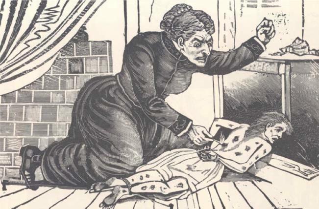 Ilustración de la época José Guadalupe Posada