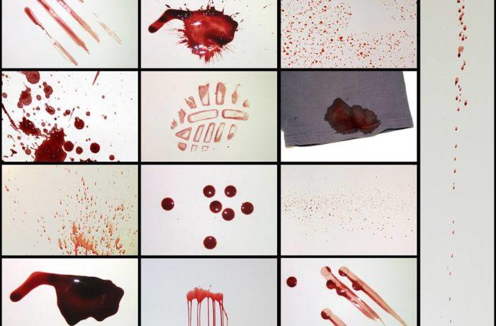 La verità nascosta nelle macchie di sangue…